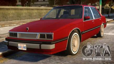 Improved Willard 1986 para GTA 4