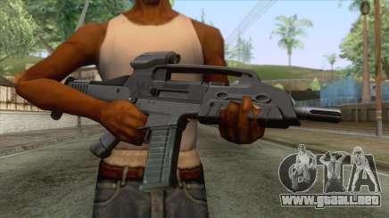 XM8 Compact Rifle Black para GTA San Andreas