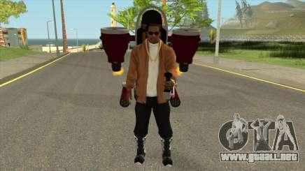 Jetpack Mammoth Thruster V2 GTA V para GTA San Andreas