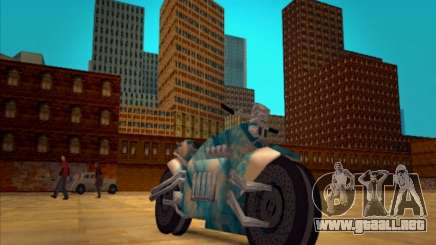 Dodge Tomahawk para GTA San Andreas