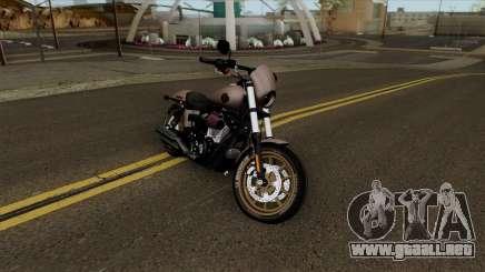 Harley-Davidson FXDLS Dyna Low Rider S 2016 para GTA San Andreas