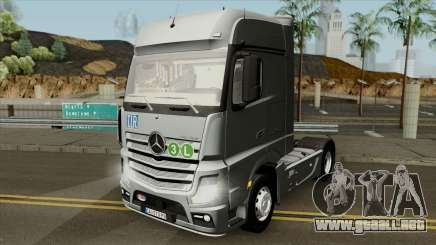 Mercedes-Benz Actros Mk4 para GTA San Andreas