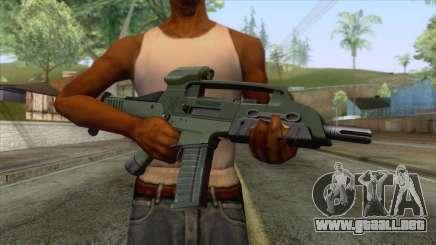 XM8 Compact Rifle Green para GTA San Andreas