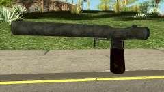 Welrod MK IIA para GTA San Andreas