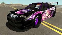 Honda NSX-R RB Itasha Sachiko Koshimizu para GTA San Andreas