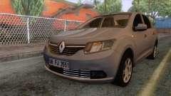 Renault Symbol 2013 Joy para GTA San Andreas
