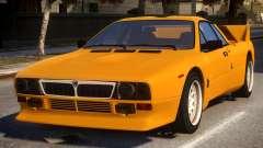 Lancia 037 Stradale v1.1 para GTA 4