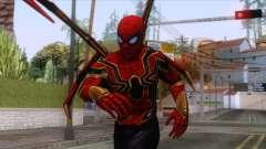 Marvel Future Fight - Iron Spider Skin 2 para GTA San Andreas