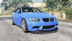 BMW M3 GTS (E92) 2010 BBS rims [add-on] para GTA 5