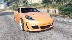 Porsche Panamera Turbo (970) v1.1 [replace] para GTA 5