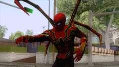 Marvel Future Fight - Spider-Man (Infinity War) para GTA San Andreas