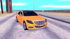 Mercedes-Benz Maybach W222 para GTA San Andreas