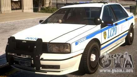 LCPD Primo para GTA 4