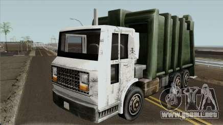 Old 01 Dirty Trashmaster para GTA San Andreas