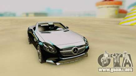 Mercedes-Benz SLC 300 para GTA San Andreas