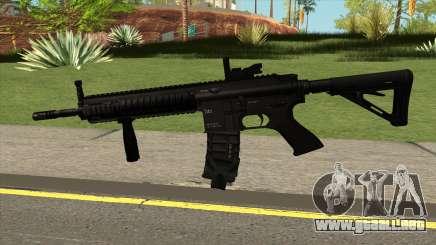 HK-416A1 para GTA San Andreas