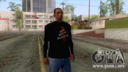 Marshmello T-Shirt para GTA San Andreas