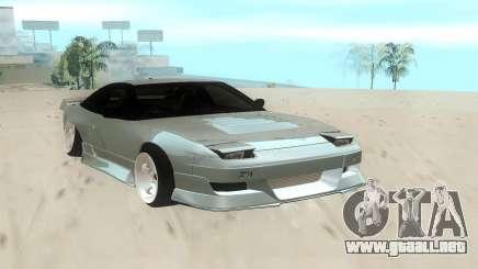 Nissan 240 SX para GTA San Andreas