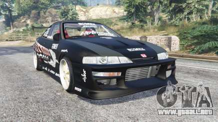 Honda Integra Type-R 1998 tuned v1.1 [replace] para GTA 5
