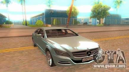 Mersedes-Benz CLC para GTA San Andreas