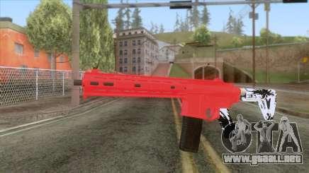 Gunrunning Carbine Mk.2 para GTA San Andreas