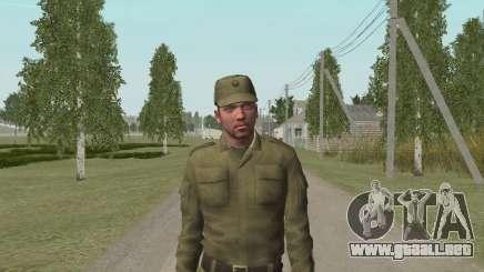 Soldado Afgano para GTA San Andreas