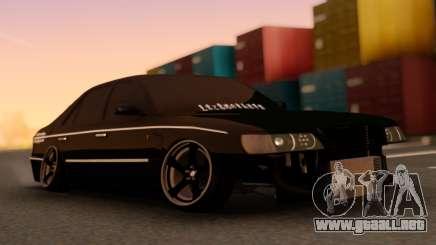 Nissan Cima Y33 AVEX para GTA San Andreas