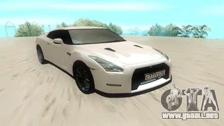 Nissan GT-R R35 Sport para GTA San Andreas