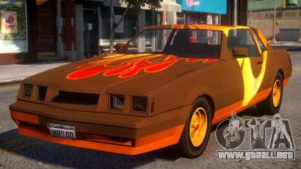 Sabre2 Mod para GTA 4