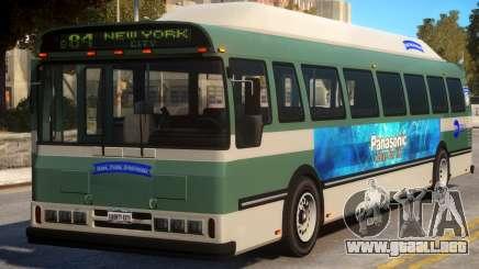 Bus Banners para GTA 4