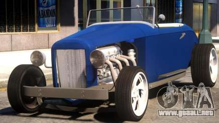 Hot Rod v1.0 para GTA 4