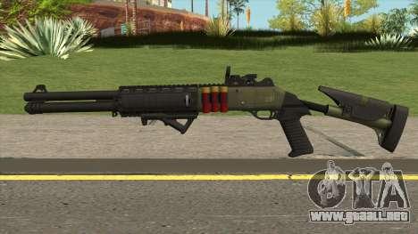 M1014 Tactical para GTA San Andreas