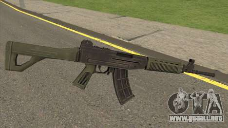 QBZ-03 Assault Rifle para GTA San Andreas