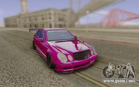 Mercedes-Benz E55 AMG Speedhunters para GTA San Andreas