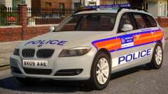 Metropolitan BMW 3 Series para GTA 4