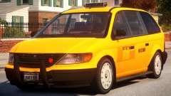 Cabbie New York City para GTA 4