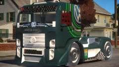 VW Constellation Formula Truck