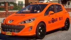 Peugeot Taxi VALS