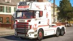 Scania R580 Longline Custom PJ16