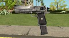 Desert Eagle Mark XIX para GTA San Andreas