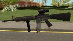M16A4 - USMC Standard Version para GTA San Andreas