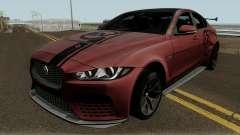 Jaguar XE SV Project 8 2017 para GTA San Andreas