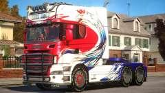 Scania R580 Longline Custom PJ6