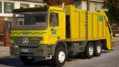 Garbage Truck para GTA 4