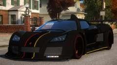2012 Gumpert Apollo Enraged para GTA 4