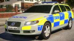 Volvo V70 Blue Soverign Version para GTA 4