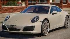2017 Porsche 911 Carrera S para GTA 4