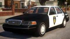 High Way Patrol Liberty City para GTA 4