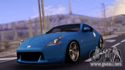 Nissan FairldyZ para GTA San Andreas