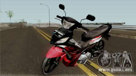 Yamaha Jupiter MX STD para GTA San Andreas